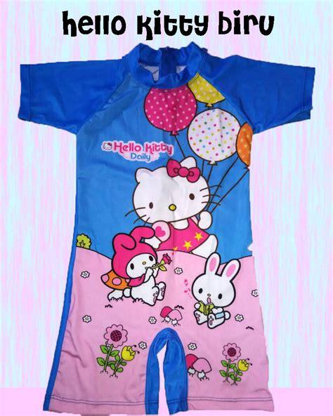 Baju Renang Anak Tk 3 jual baju renang anak tk hello kity chiecollection