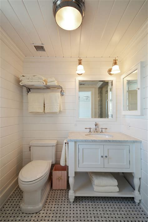 Coastal Themed Home Decor beach house bathroom beach style bathroom new york