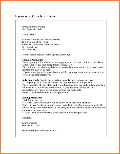 Resume Address Out Of State Out Of State Resume Cover Letter