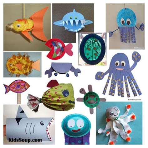 kindergarten activities under the sea under the sea and ocean activities crafts and games for