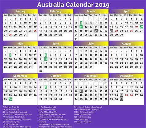print  australia holidays calendar calendar   calendar calendar