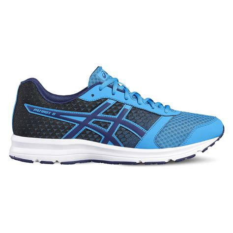 asics athletic shoes asics patriot 8 mens running shoes