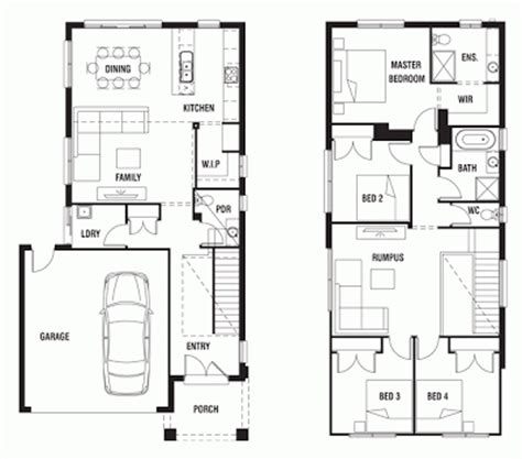 porter davis floor plans porter davis granada the house