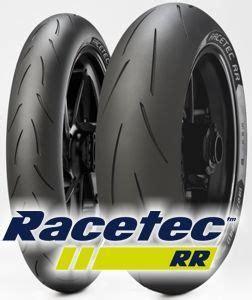 Motorradreifen Test Supersport by Metzeler Racetec Rr