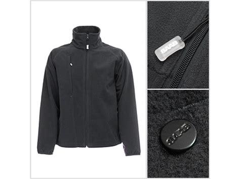 stateofnine saab fleece jacket