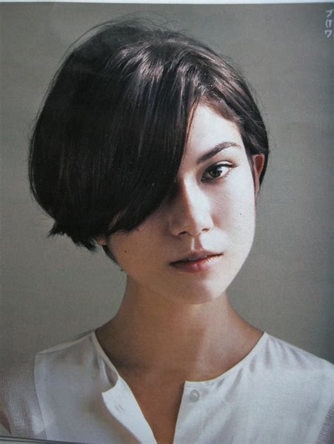 Short Haircuts From France | 610 best images about short edgy hair style ideas from