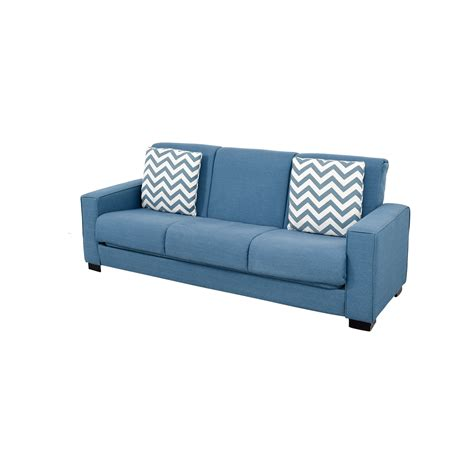 bed bath and beyond couch 77 off bed bath and beyond bed bath beyond blue convert a couch sofas