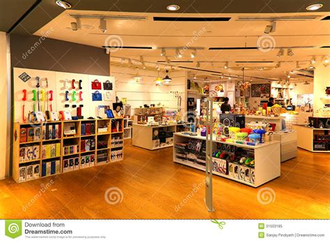 Home Interiors Shops by Home Appliances Store Editorial Image Image 31503185