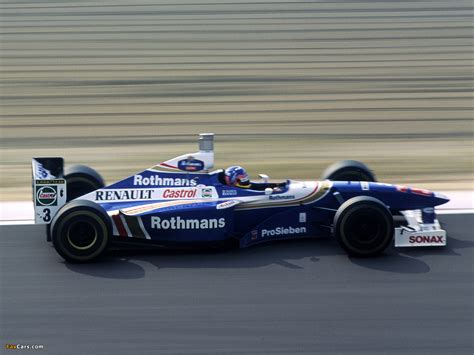House Features by Williams Fw19 1997 Wallpapers 1280x960
