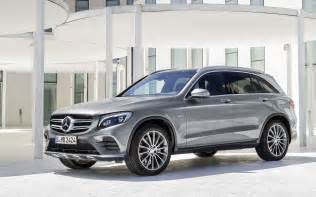Mercedes In Hydrogen Powered Mercedes Glc To Launch In 2017