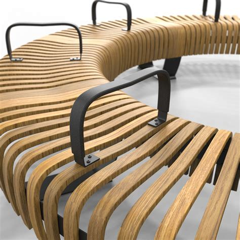 nova bench nova c bench green furniture concept