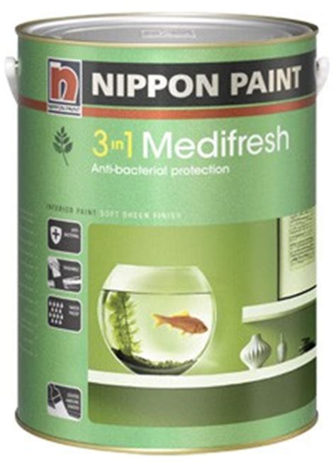 3 in 1 medifresh anti bacterial painting services singapore