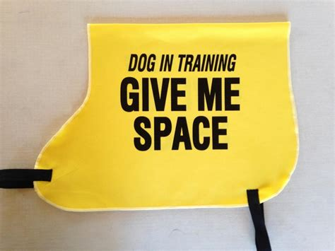 do not pet vest tools gear 171 dogs in need of space