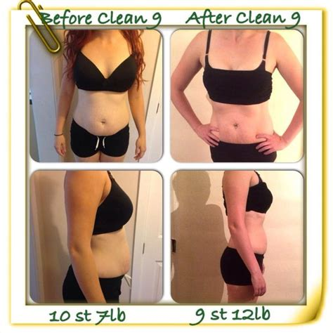 Clean 9 Detox Results by 1000 Images About Clean 9 Before And After Pictures On