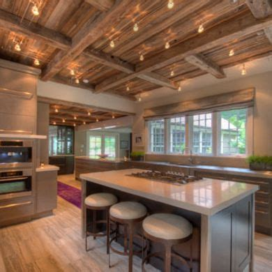 Exposed Ceiling Lighting Kitchen Envy 10 Rooms We