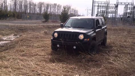 jeep patriot off road jeep patriot 2014 off road youtube