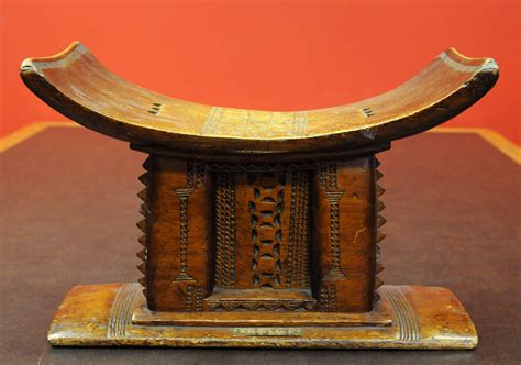 The Ashanti Golden Stool by Tarlton Library The Hyder Collection