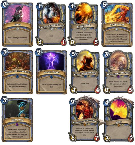 hearthstone fan made cards my fan made class card expansion hearthstone