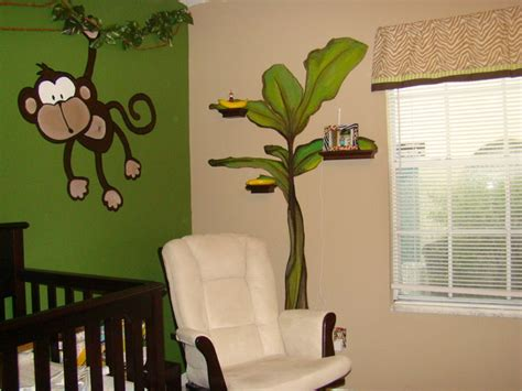 jungle curtains baby room michaels jungle baby room eclectic kids other metro