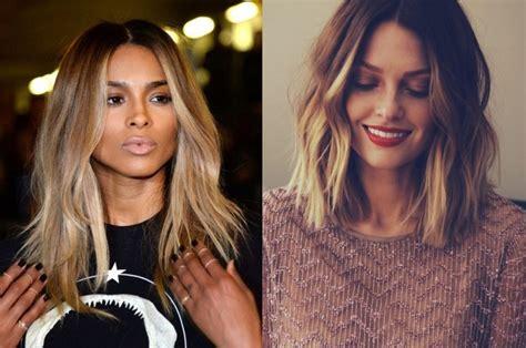 media melena corte cortes de pelo media melena peinados de moda 2017