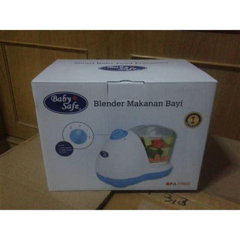 Blender Food Processor Babysafe baby safe blender makanan bayi shopee indonesia