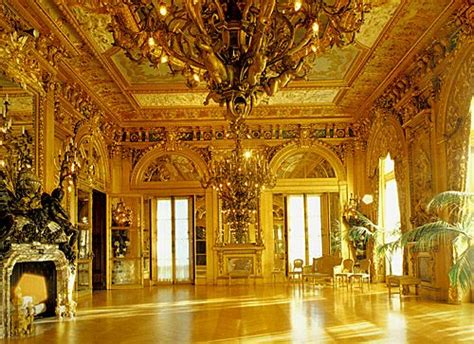trump gold room marble house ballroom rhode island i would love to go