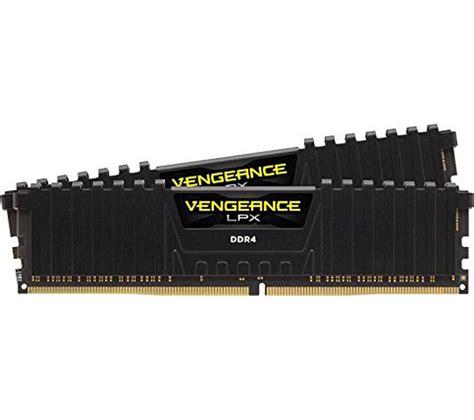Ram Laptop Corsair Ddr4 Buy Corsair Vengeance Lpx Ddr4 Pc Memory 16 Gb Dimm Ram 2 Module Kit Free Delivery Currys