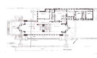 Frank Lloyd Wright Plans Gallery For Gt Robie House Plan