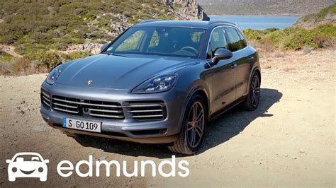 2019 Porsche Truck by 2019 Porsche Cayenne Review Test Drive Edmunds