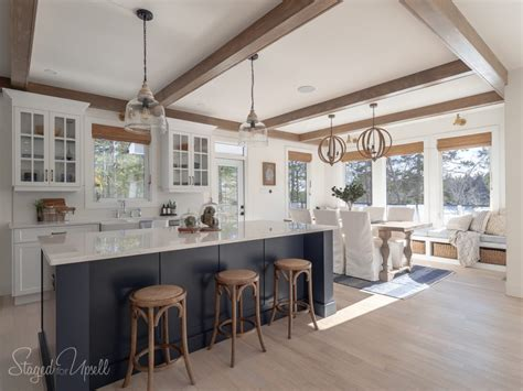 qeii lottery dream home staged  upsell