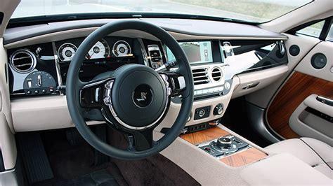 bentley wraith interior i got to see the rolls royce autoblog