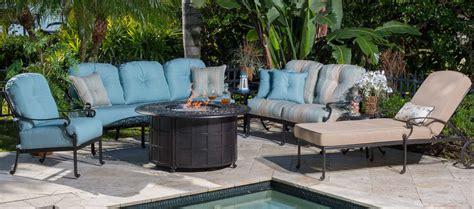 biscayne cast aluminum patio furniture biscayne patio furniture chicpeastudio