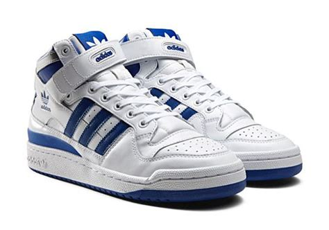 Shoe News From The Shiny Fashion Forum by Adidas Forum Mid Refined Sneakernews