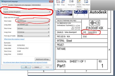 format file inventor how to change the date format in inventor 2012 cadline