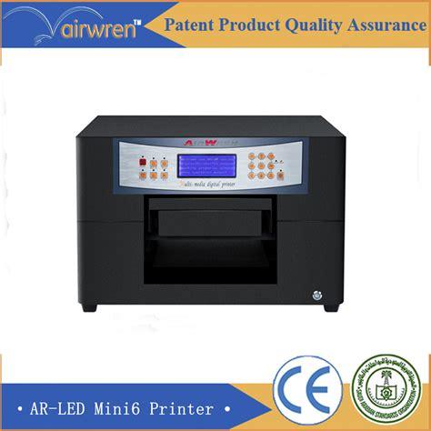 printers for card 6 color flatbed inkjet printer business card printing
