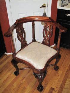 4 foot corner desk tall mahogany ball claw foot secretary desk chest of