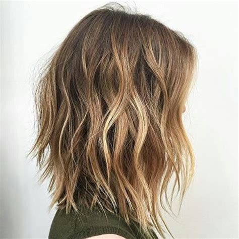 how to ask hairdresser for textured lob 25 best ideas about short textured haircuts on pinterest
