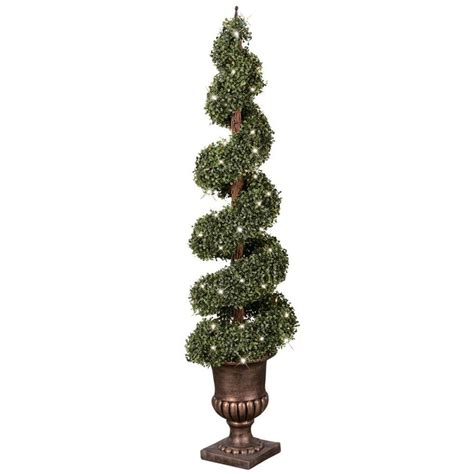 ge constant on xmas tree bbs shop ge 5 ft 1338 count pre lit boxwood slim artificial tree with constant 100 white