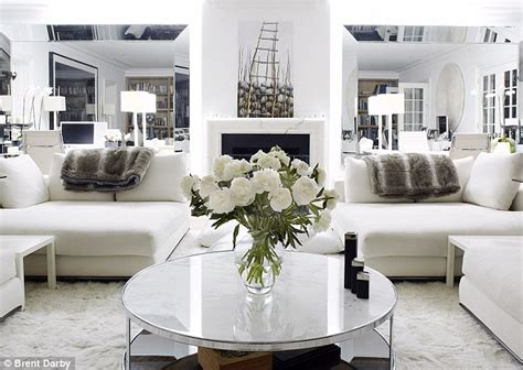 all white home interiors interiors all white wow daily mail