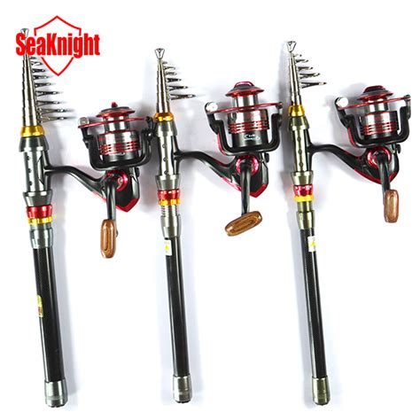 Elenxs Telescopic Fishing Rod 4000 Series Spinning Fishing Reel Se rod fly picture more detailed picture about sale quality 3 6m telescopic fishing rod