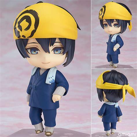 Touken Ranbu Nendoroid Co De Mikazuki Munechika Uchiban Ver amiami character hobby shop nendoroid co de touken