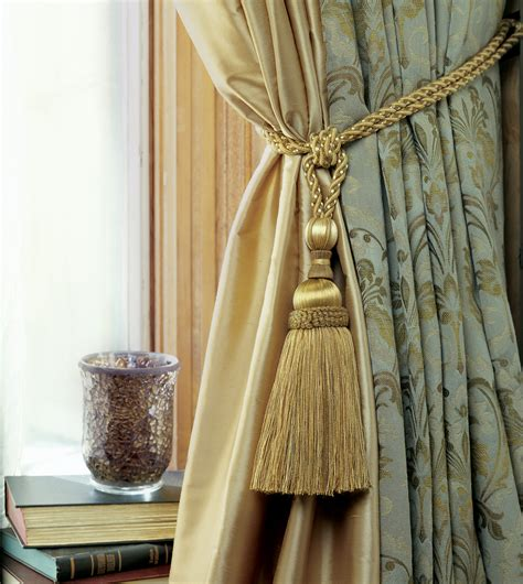 Curtains With Tassels 1000 Images About The Tassel Is Worth The Hassle On Tassels Curtain Tie Backs And