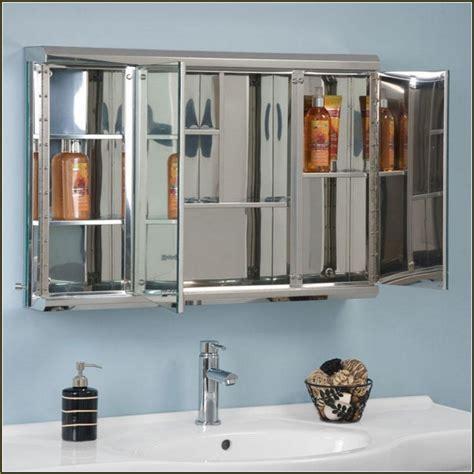 Tri Fold Medicine Cabinet Mirror by Tri Fold Medicine Cabinet Cherry Fanti