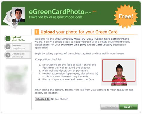 how to make a green card how to create free green card photos and fill out