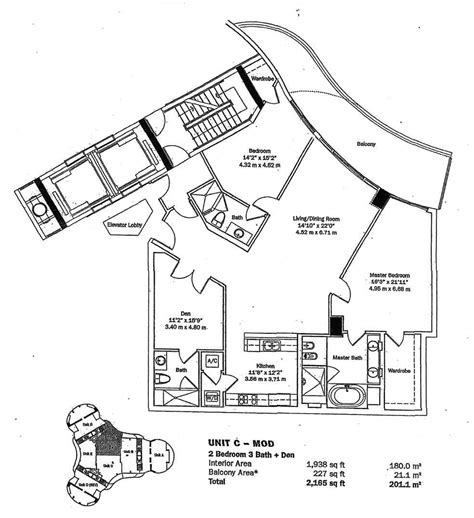 cn tower floor plan trump towers floor plans unit cn mls seach miami beach