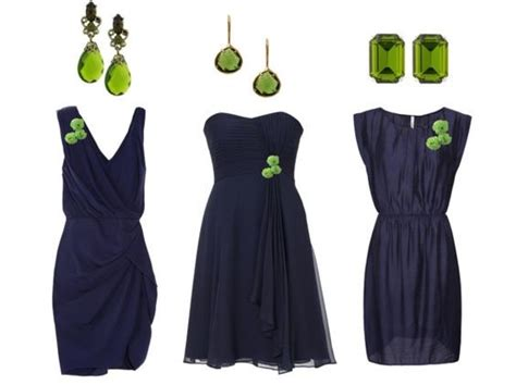 colors that match navy blue what color jewelry goes with navy blue dresses