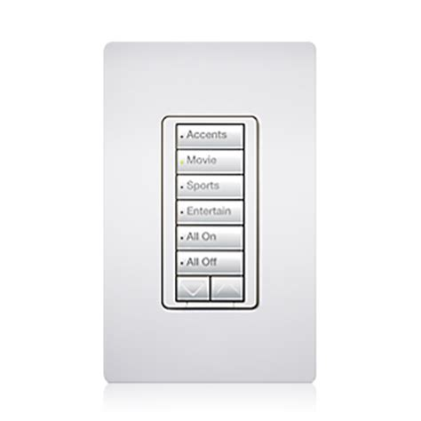 lutron light switch programming overview models