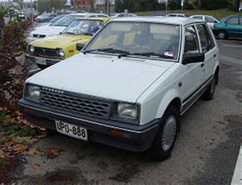 Stopl Daihatsu G11 Charade 1984 daihatsu charade