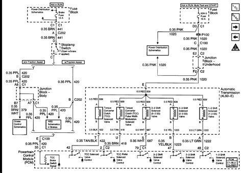 4l60e transmission wire harness diagram get free image