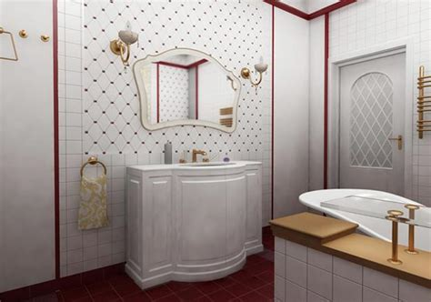 vintage bathroom design trends adding beautiful ensembles